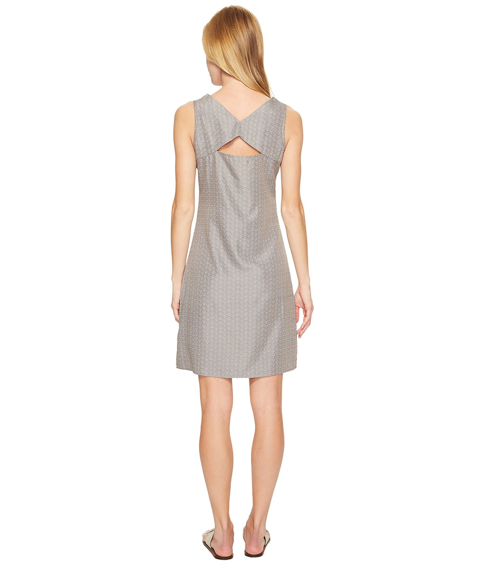 Mountain Khakis - Hailey Dress (Gunmetal) Women's Dress