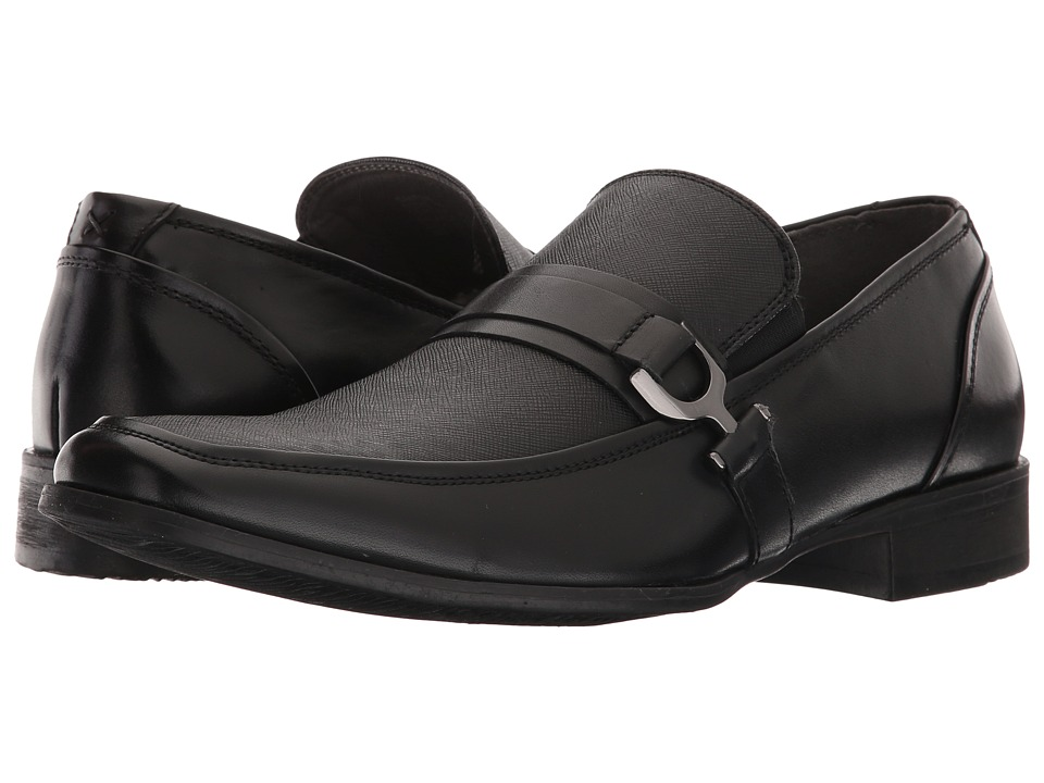 Steve Madden Santer (Black) Men