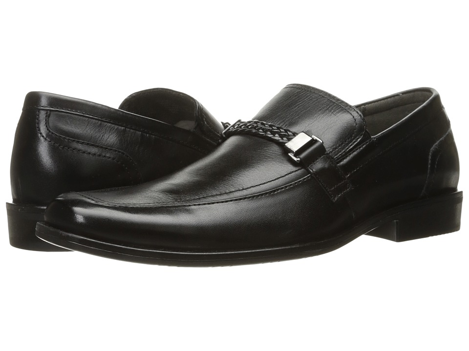 Steve Madden - Ignition (Black) Men's Slip on Shoes