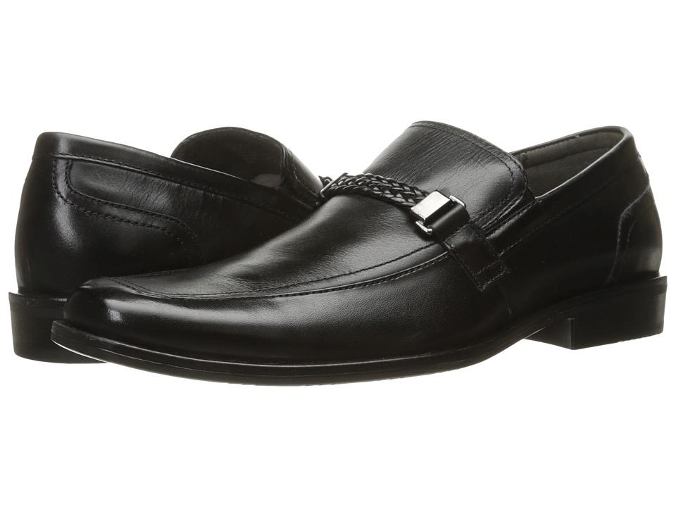 Steve Madden - Ignition (Black) Men's Slip on Shoes