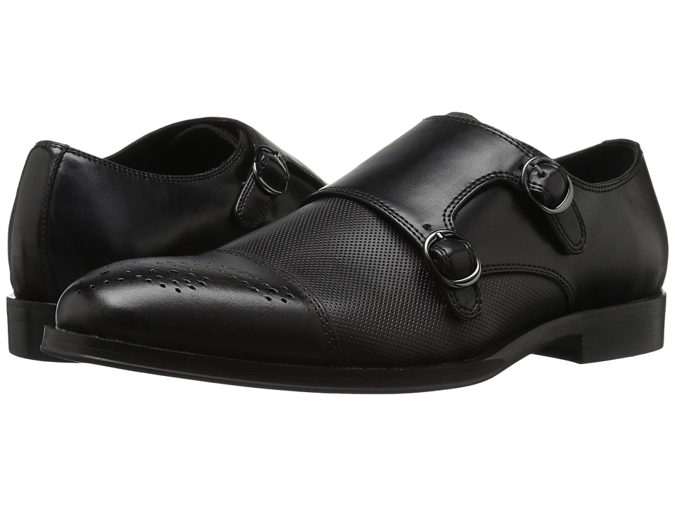 Steve Madden Dauphen (Black) Men
