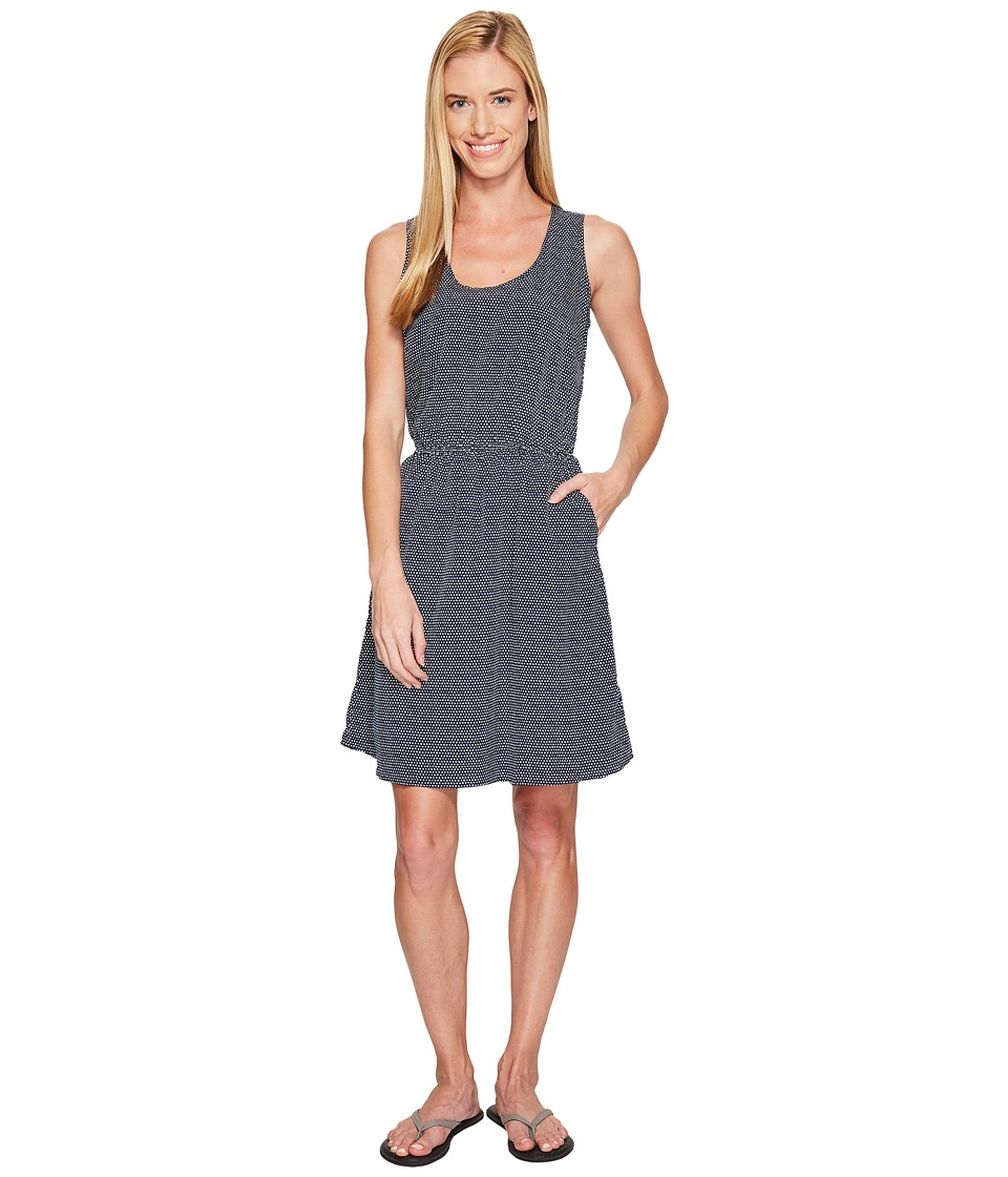 Mountain Khakis - Emma Dress (Midnight Blue Pebble) Women's Dress