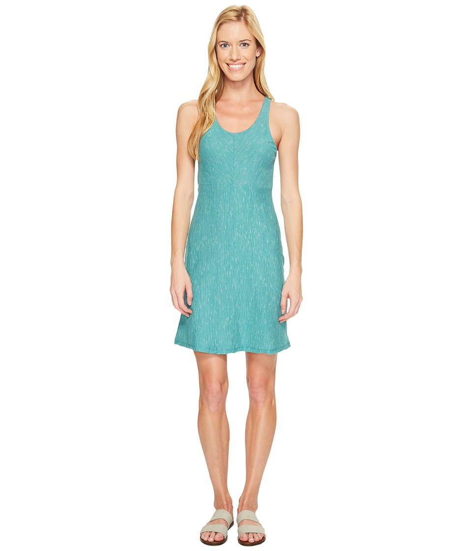 Mountain Khakis - Contour Dress (Ivy/Linen) Women's Dress