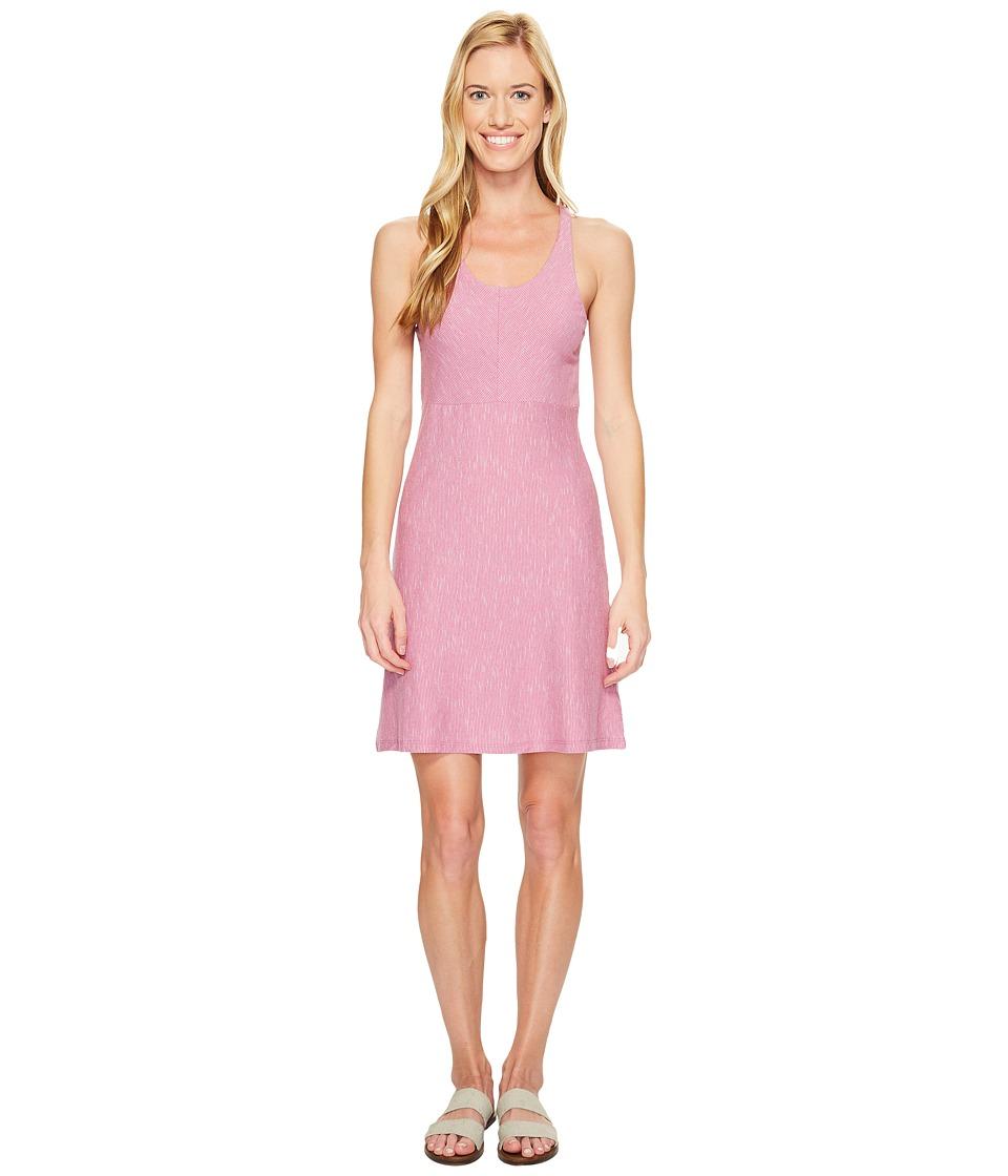 Mountain Khakis - Contour Dress (Wisteria/Linen) Women's Dress