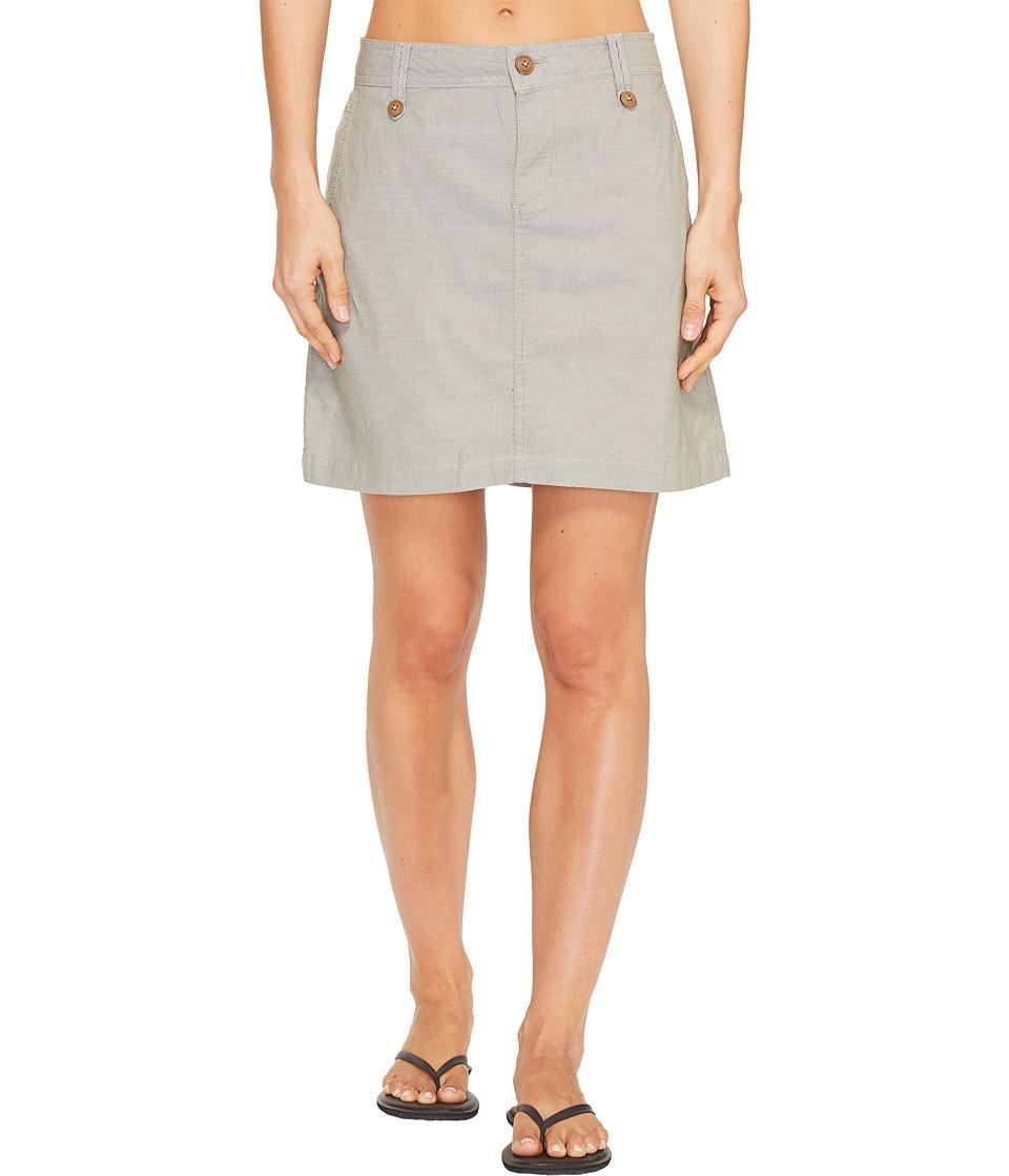Mountain Khakis Island Skirt (Olive Drab) Women