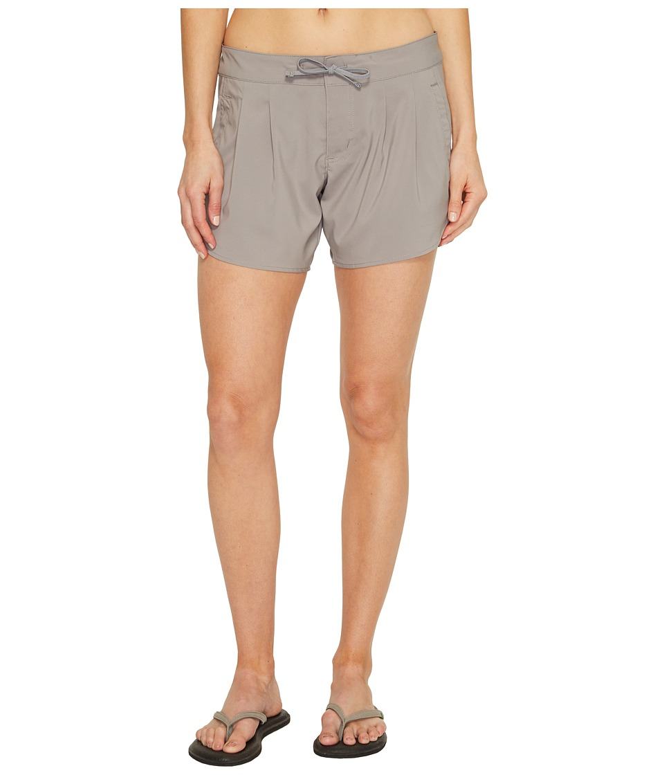 Mountain Khakis - Surfs Up Shorts Classic Fit (Lunar) Women's Shorts