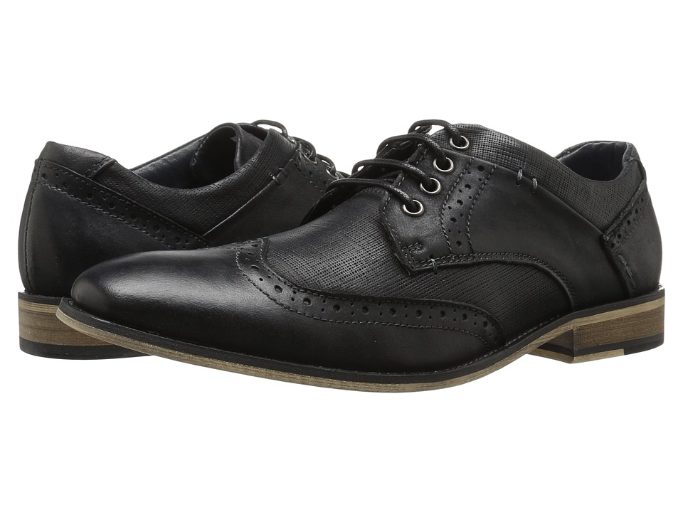 Steve Madden Jumboe (Black) Men