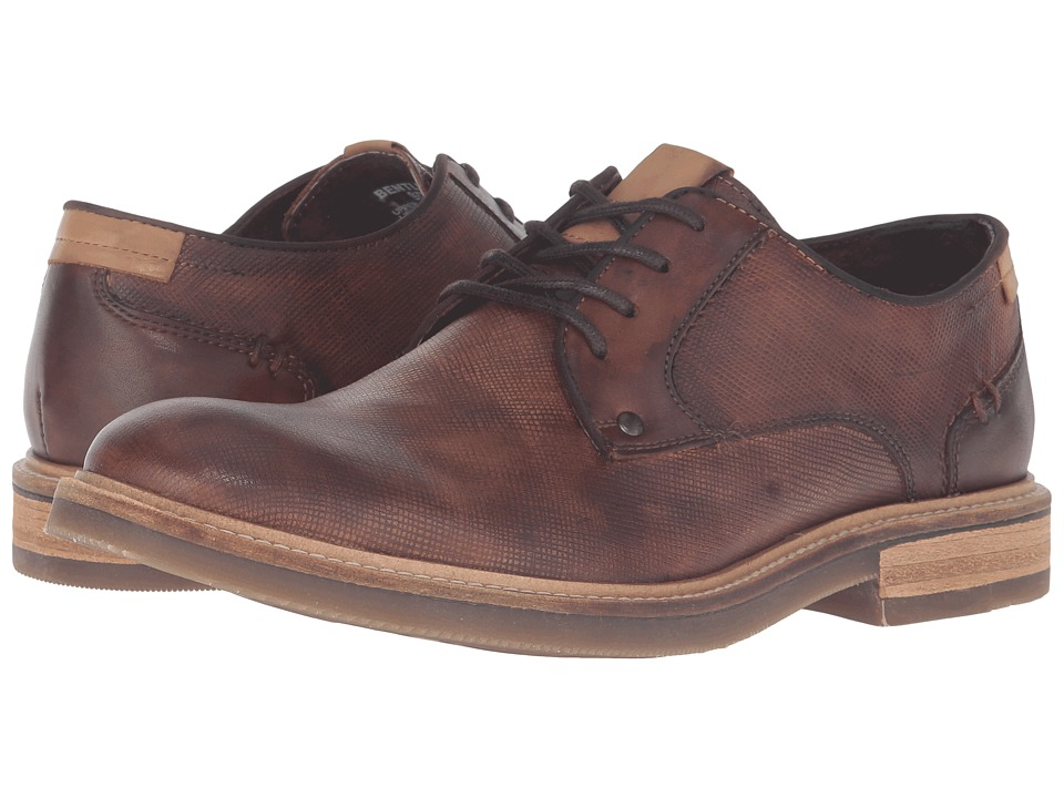 Steve Madden - Bentley (Brown) Men's Lace up casual Shoes