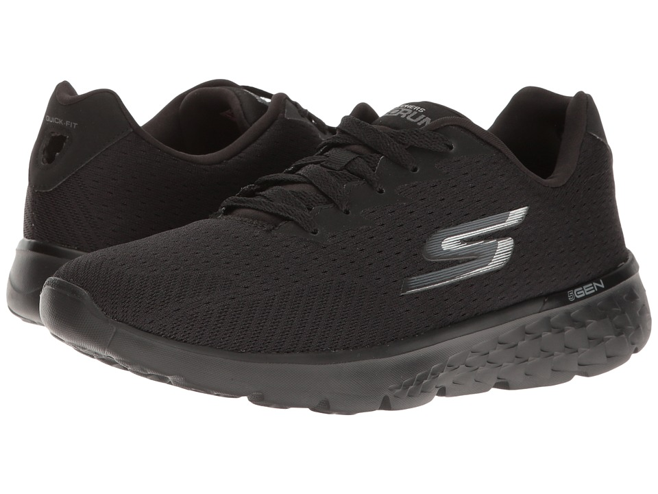 SKECHERS Performance - Go Run 400 (Black) Men's Running Shoes