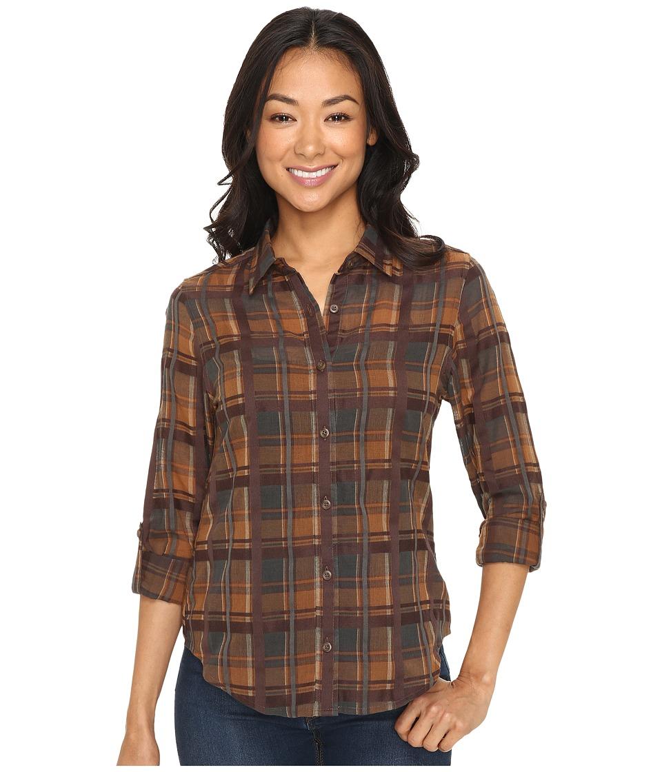 Pendleton - Petite Zena Shirt (Plaid Shirting) Women's T Shirt