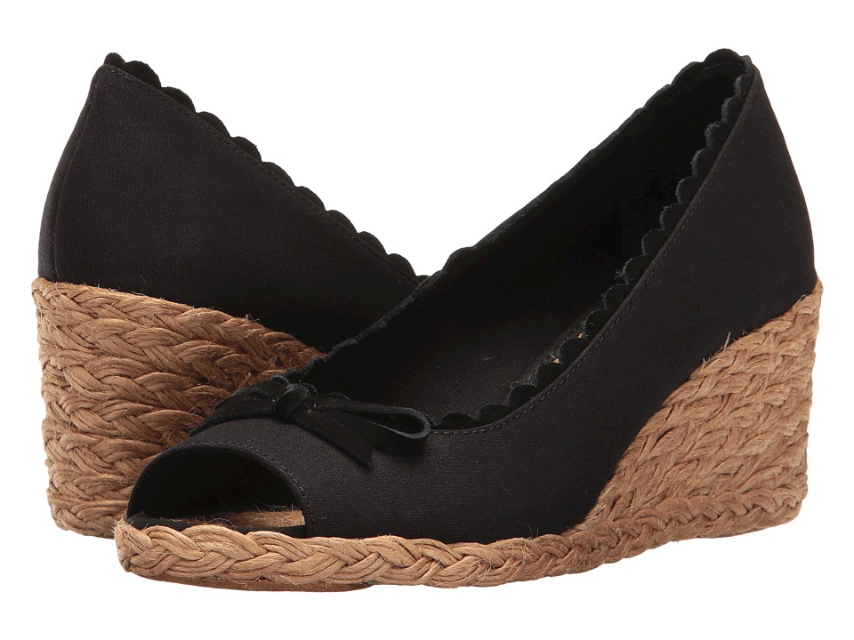 LAUREN Ralph Lauren - Chaning (Black) Women's Wedge Shoes