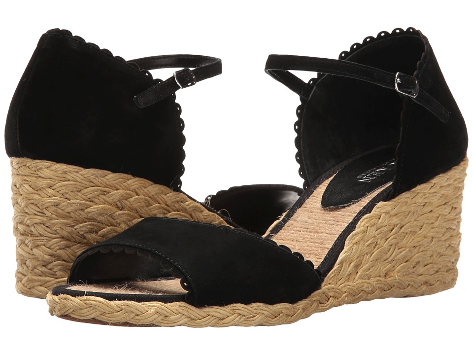 LAUREN Ralph Lauren - Chrissie (Black) Women's Shoes