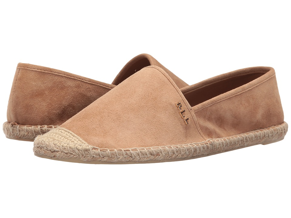LAUREN Ralph Lauren - Danita (Camel) Women's Shoes