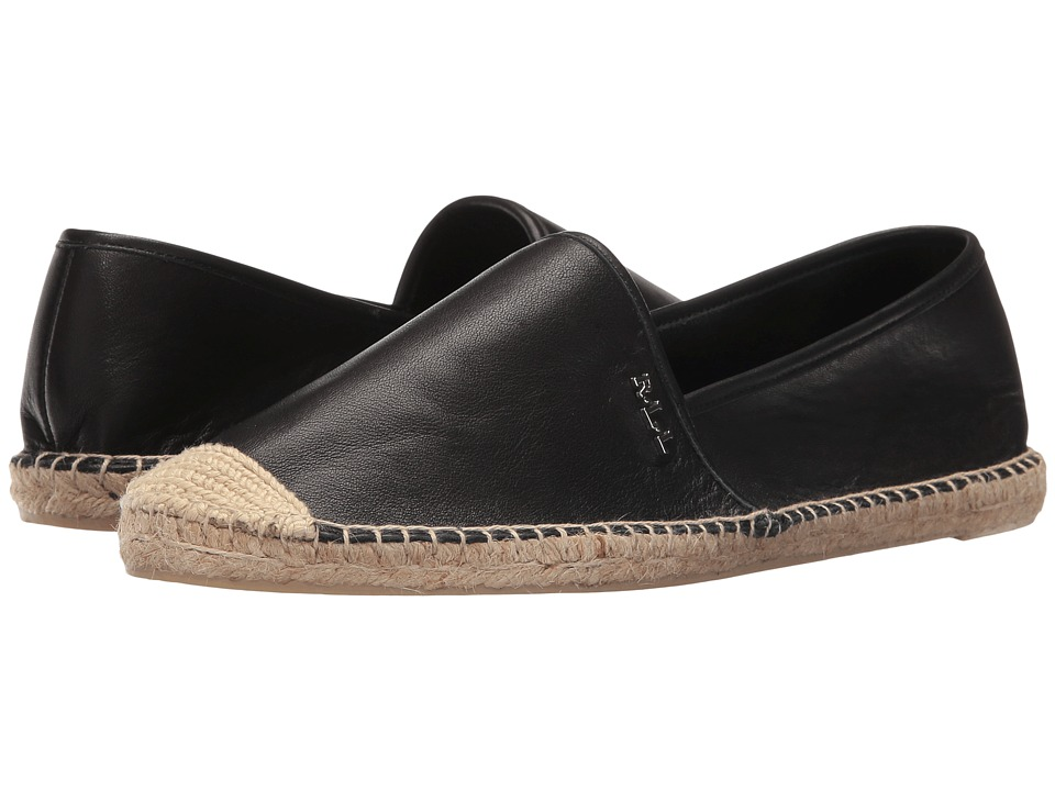 LAUREN Ralph Lauren - Danita (Black) Women's Shoes