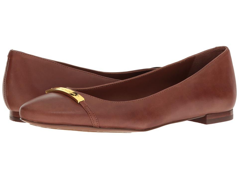 LAUREN Ralph Lauren - Farrel (Polo Tan) Women's Shoes