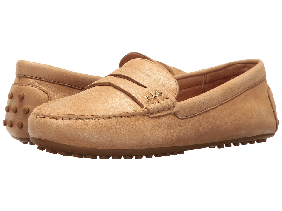 LAUREN Ralph Lauren - Belen (Camel) Women's Shoes