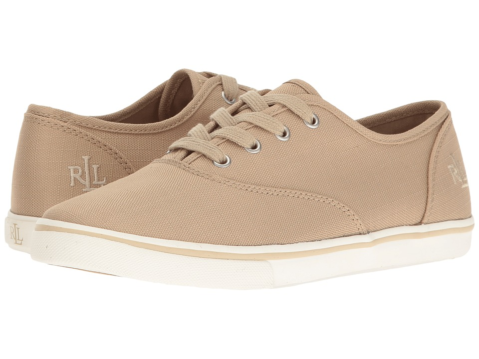 LAUREN Ralph Lauren - Jaelyn (Khaki) Women's Shoes