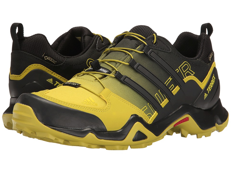 adidas Outdoor - Terrex Swift R GTX (Unity Lime/Black/Chalk White) Men's Shoes