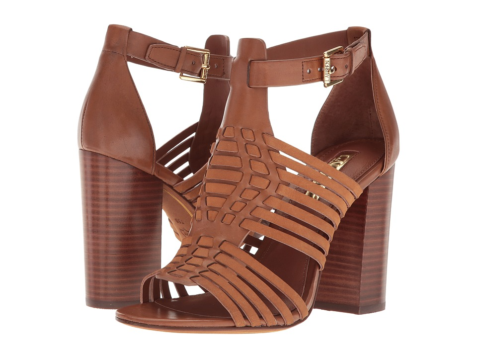 LAUREN Ralph Lauren - Harietta (Polo Tan) Women's Shoes