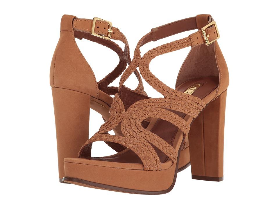 LAUREN Ralph Lauren - Aleena (Polo Tan) Women's Shoes