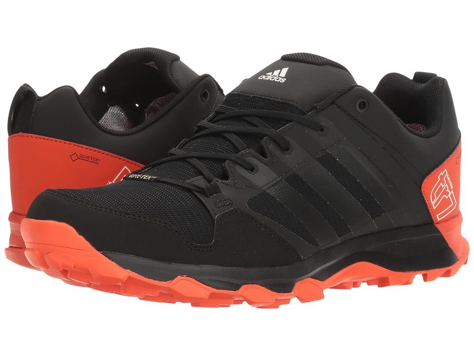 adidas Outdoor - Kanadia 7 Trail GTX (Black/Black/Energy) Men's Shoes