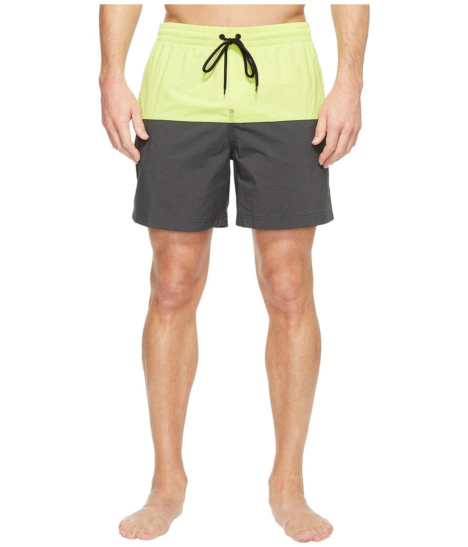 Columbia - Lakeside Leisure Shorts II (Voltage/Shark) Men's Shorts