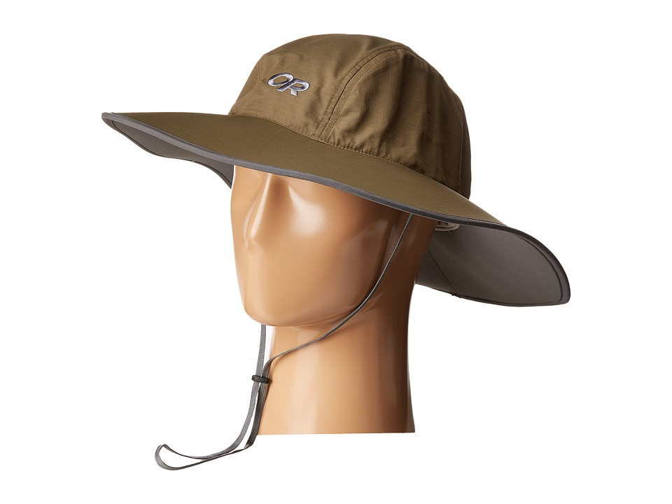 Outdoor Research - Outdoor Research Aquifer Sun Sombrero (Fatigue) Traditional Hats