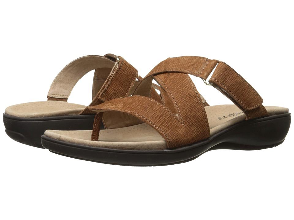 Trotters - Komet (Cognac) Women's Sandals