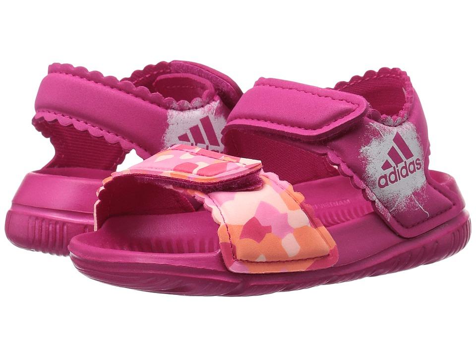 adidas Kids - AltaSwim (Infant/Toddler) (Bold Pink/Haze Coral/Easy Pink) Girls Shoes