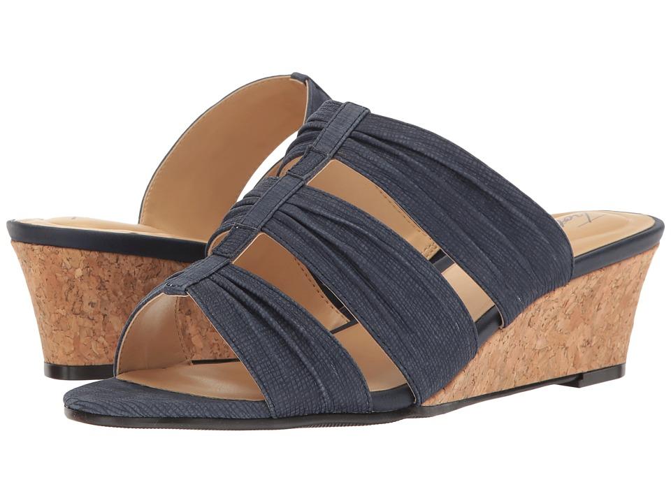 Trotters - Mia (Denim) Women's Shoes