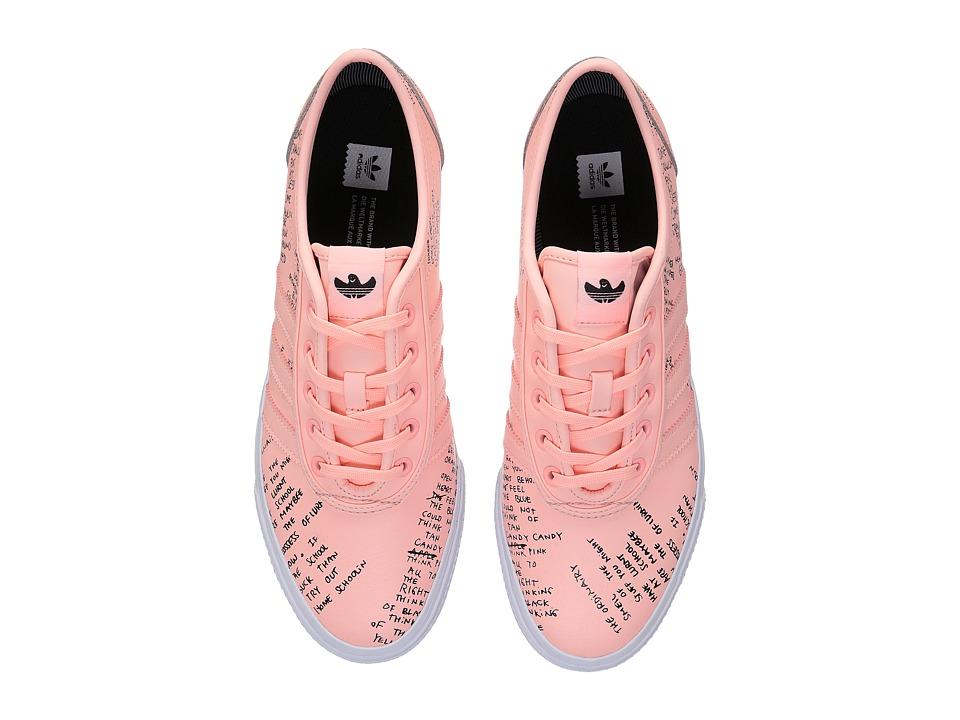 adidas Skateboarding - Adi-Ease Gonz Pack (Haze Coral/Black/Bluebird) Men's Skate Shoes