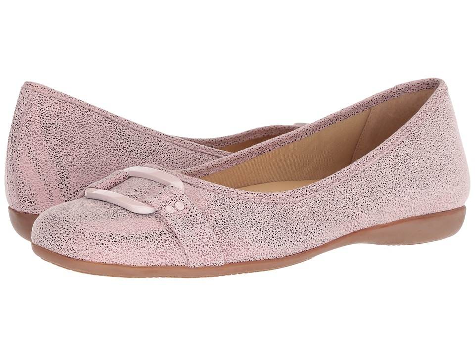 Trotters - Sizzle Signature (Pink) Women's Flat Shoes