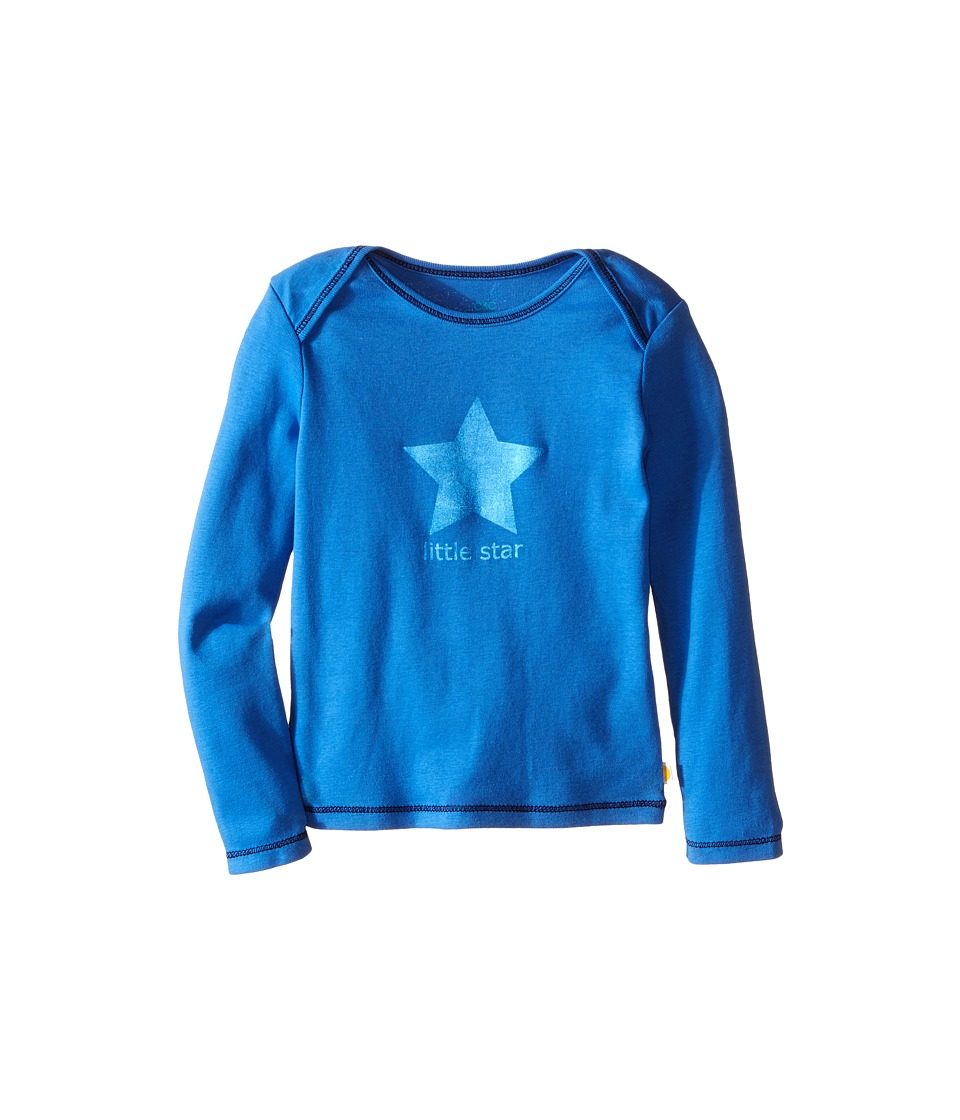 C&C California Kids - Little Star Top (Infant) (Light Grey Heather) Boy's Clothing