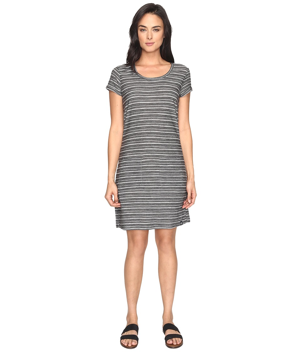 Smartwool - Horizon Line T-Shirt Dress (Black) Women's Dress