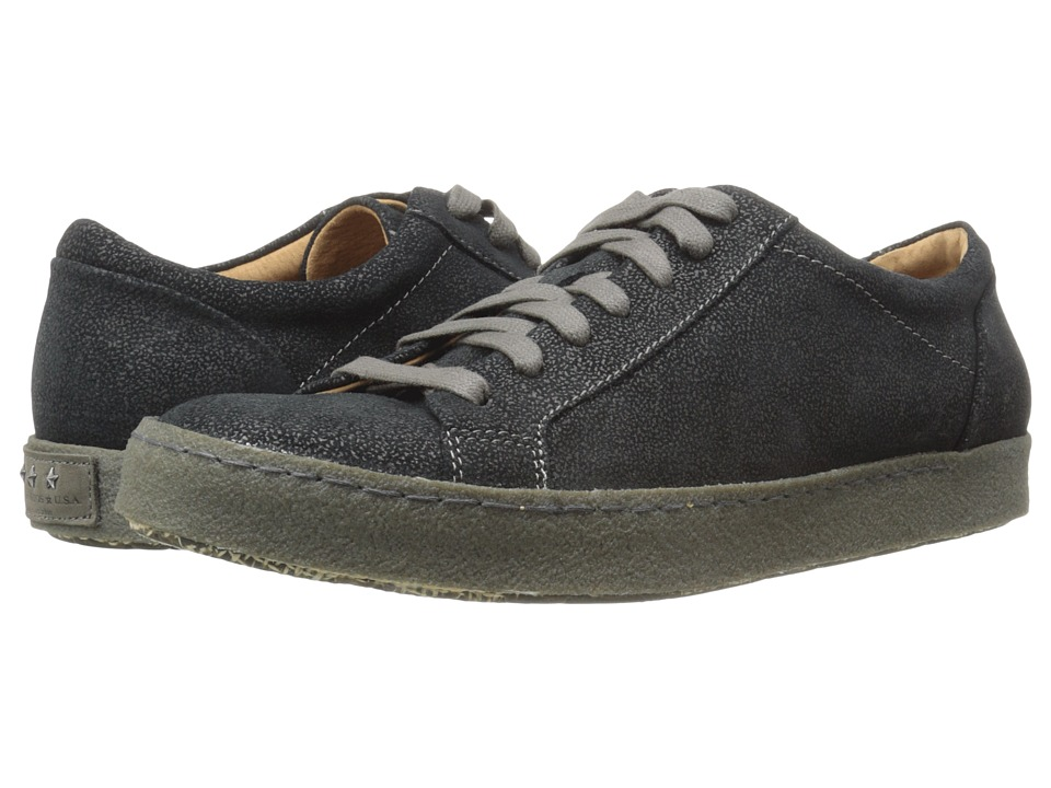 John Varvatos Mick Crepe Low (Charcoal) Men