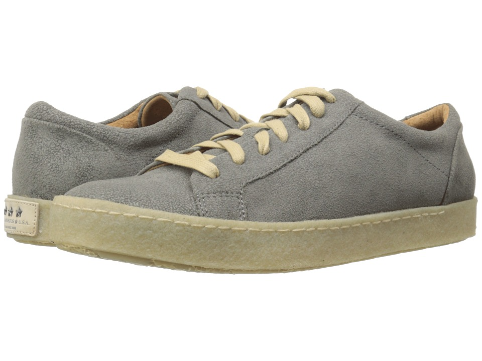 John Varvatos - Mick Crepe Low (Concrete) Men's Shoes