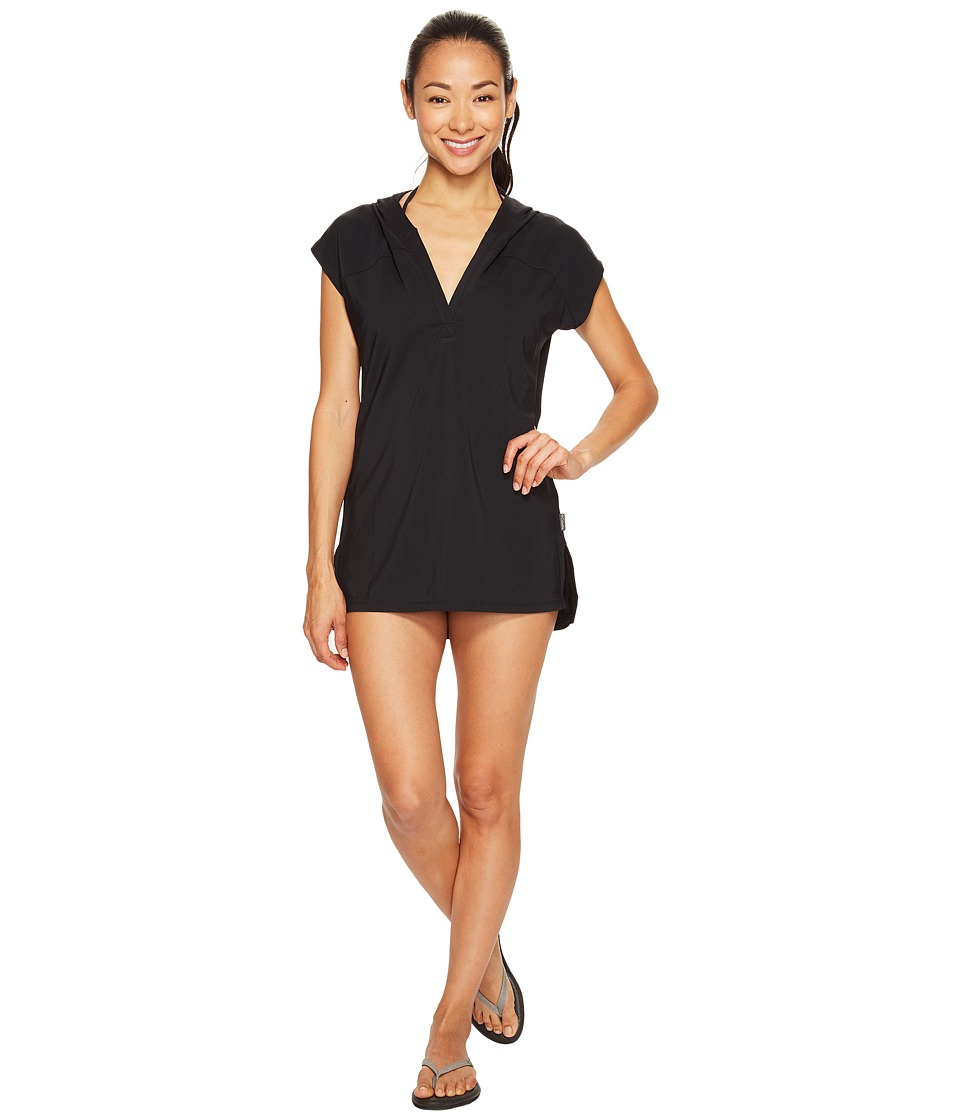 Columbia - Siren Splash Cover-Up (Black) Women's Clothing