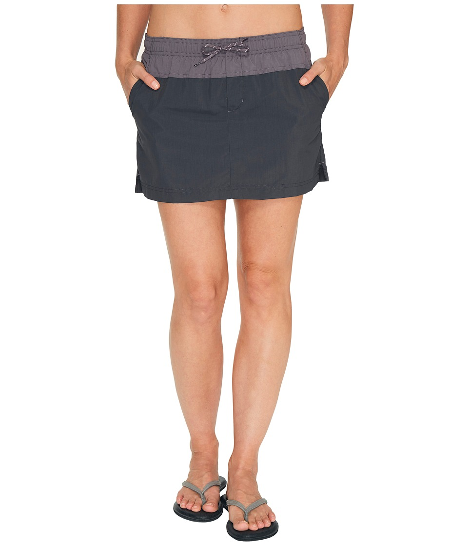 Columbia - Sandy River Skort (Shark/Pulse/Grey Ash) Women's Skort