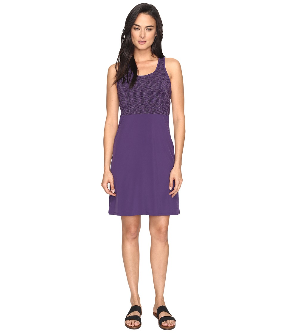 Smartwool Willow Lake Dress (Mountain Purple) Women