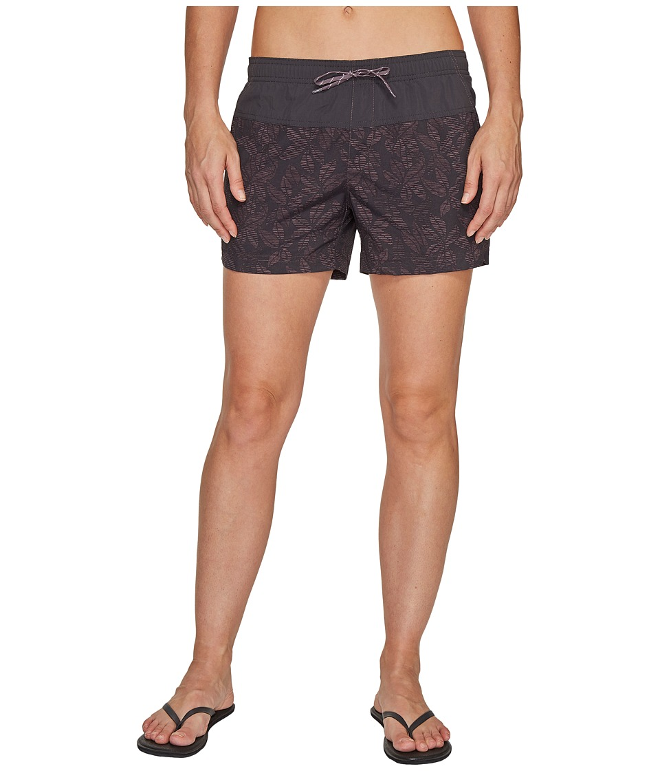 Columbia - Sandy River Printed Shorts (Shark Floral Lines) Women's Shorts