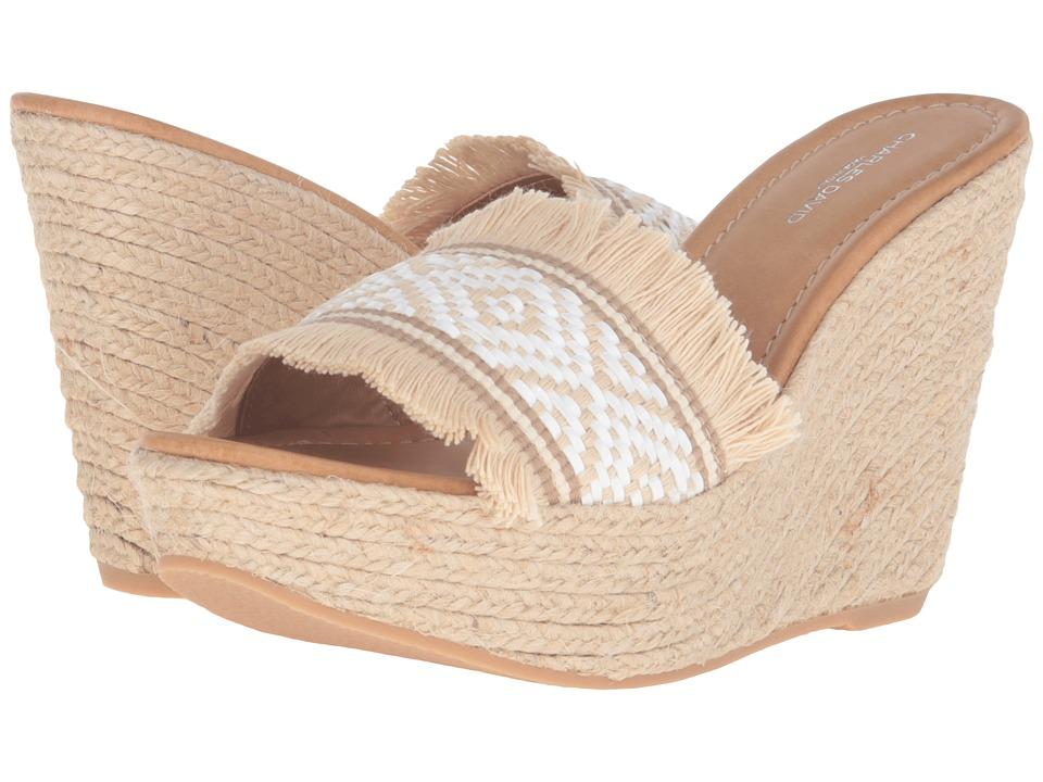 Charles David - Dana (White) Women's Shoes