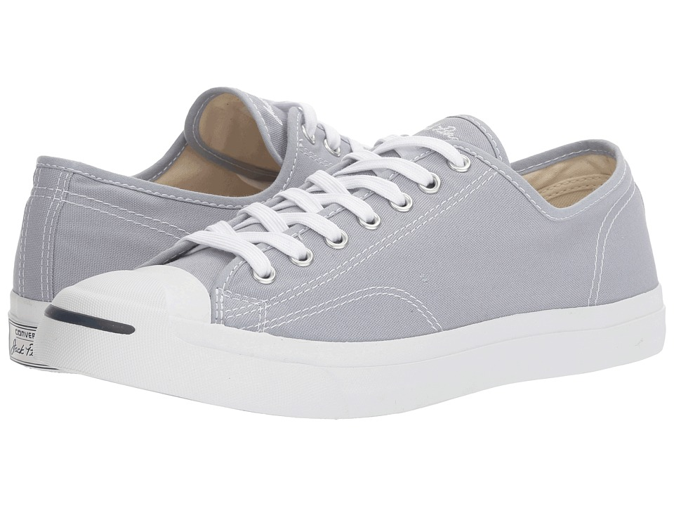 Converse - Jack Purcell Jack Canvas Ox (Granite/White/White) Classic Shoes