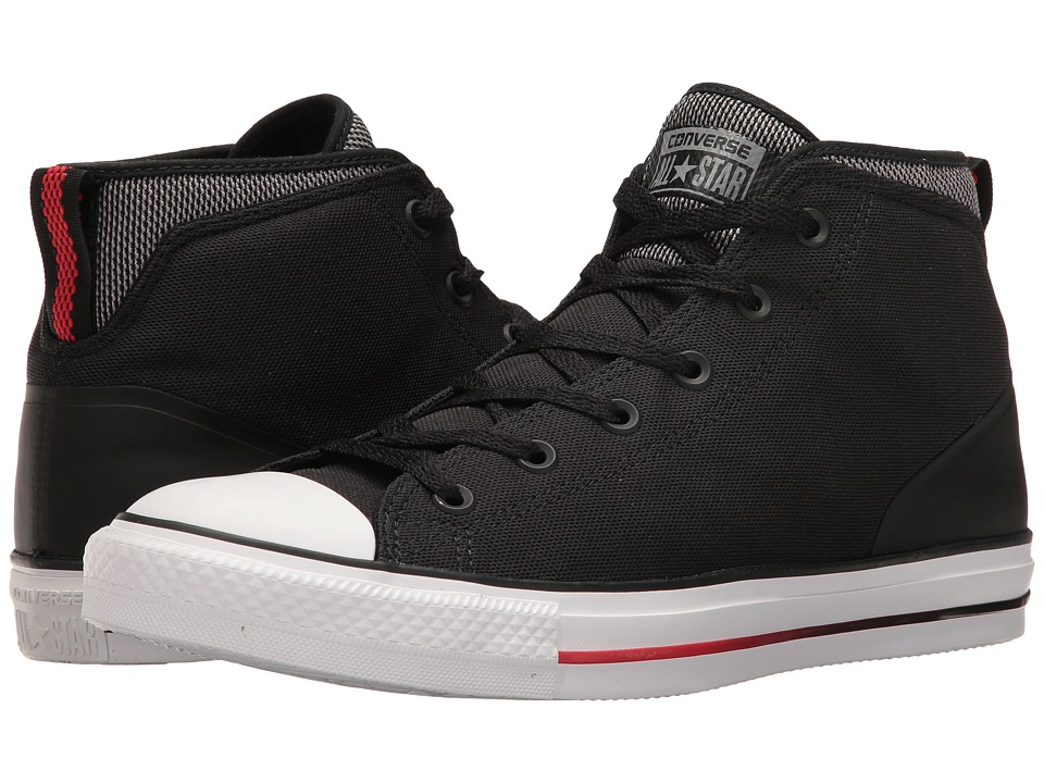 Converse - Chuck Taylor(r) All Star(r) Syde Street Summer Mid (Black/Mason/Casino) Men's Classic Shoes