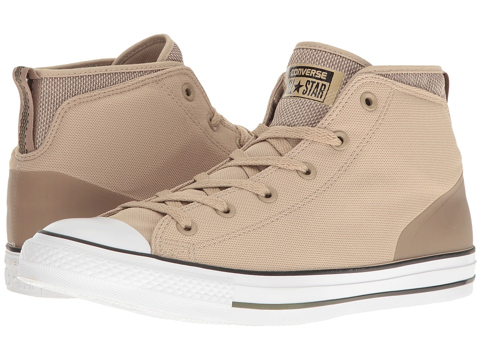 Converse - Chuck Taylor All Star Syde Street Summer Mid (Vintage Khaki/Malt/Herbal) Men's Classic Shoes