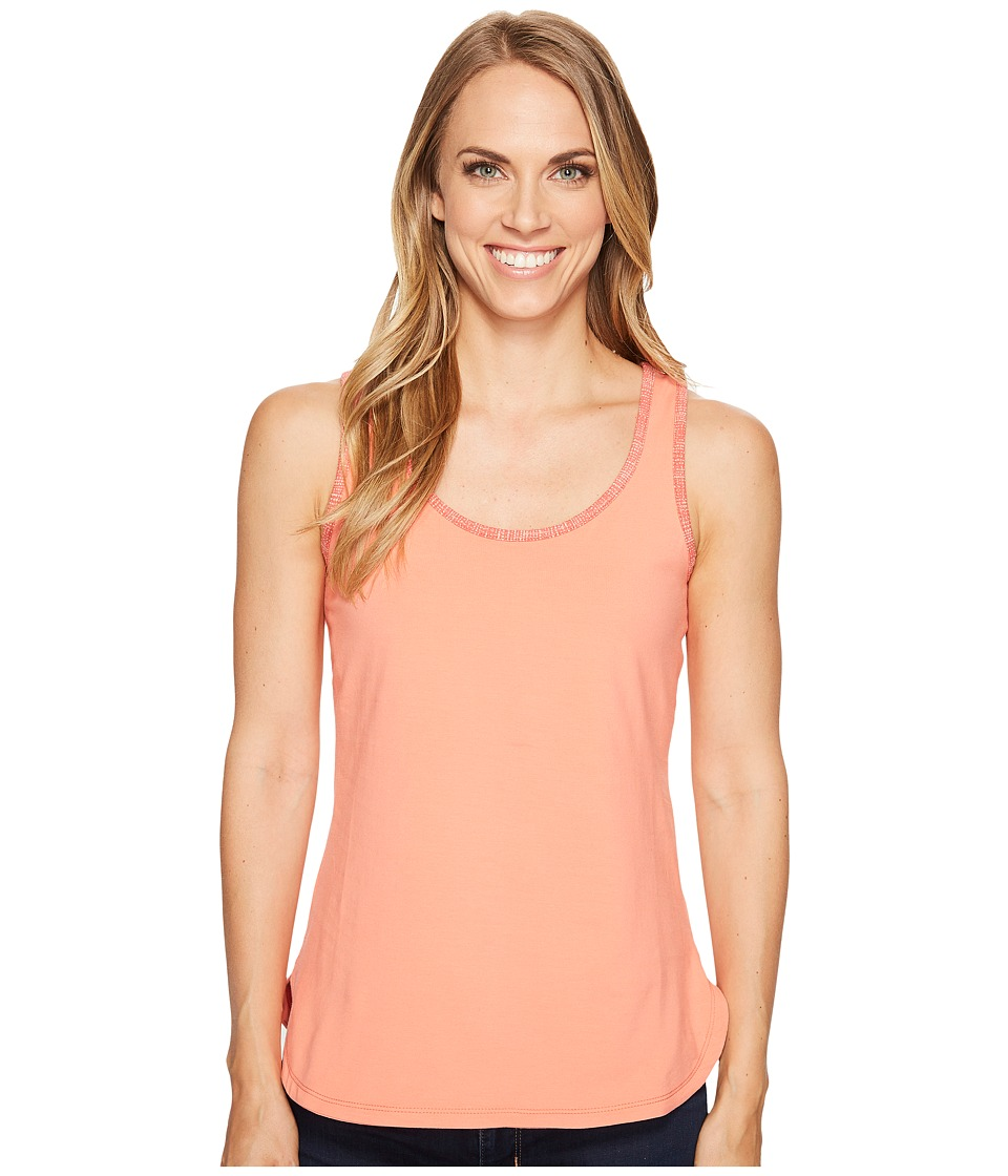 Columbia - State of Mind Tank Top (Lychee) Women's Sleeveless