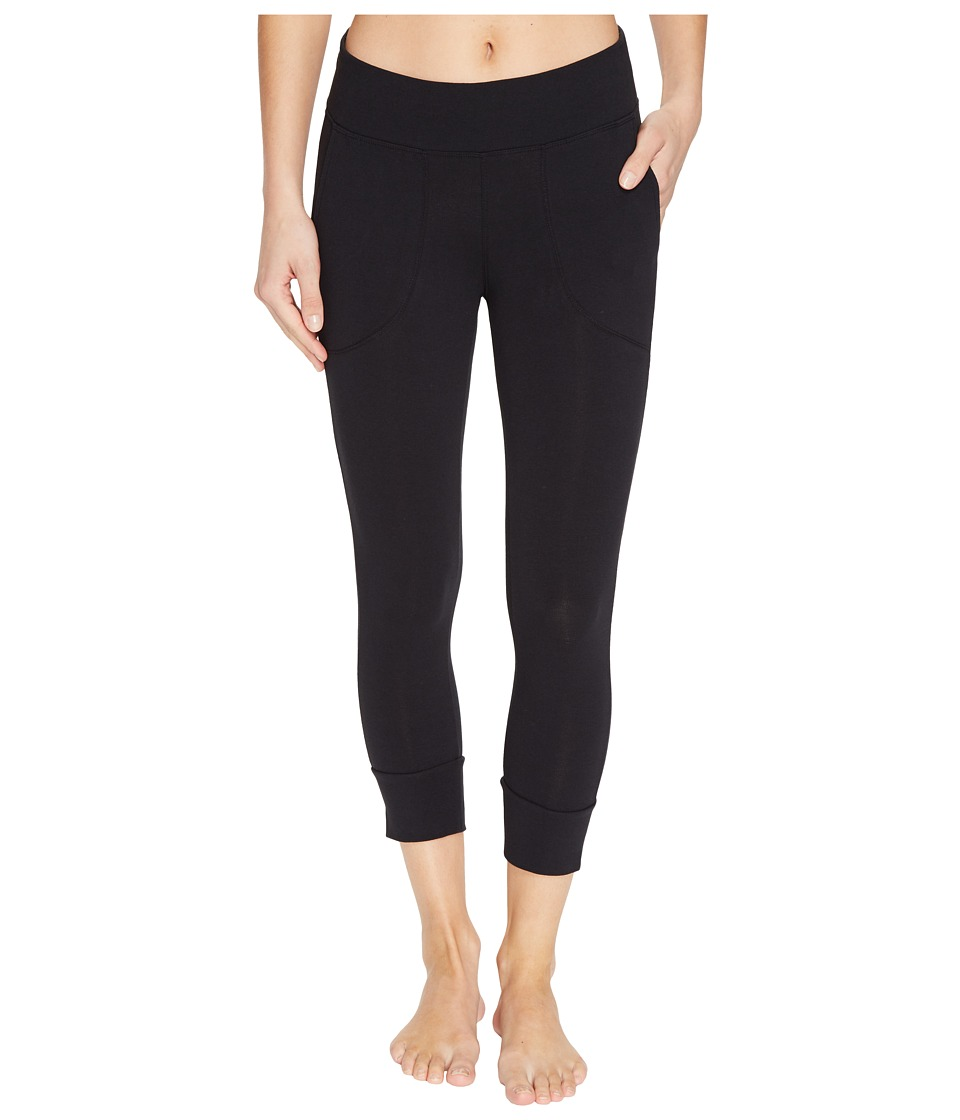 Columbia - State of Mind Capri Leggings (Black) Women's Casual Pants
