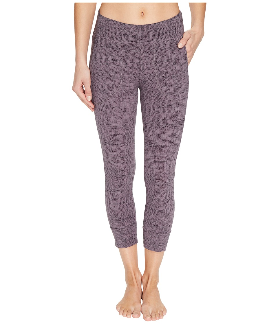 Columbia - State of Mind Capri Leggings (Pulse Dotty Dye) Women's Casual Pants