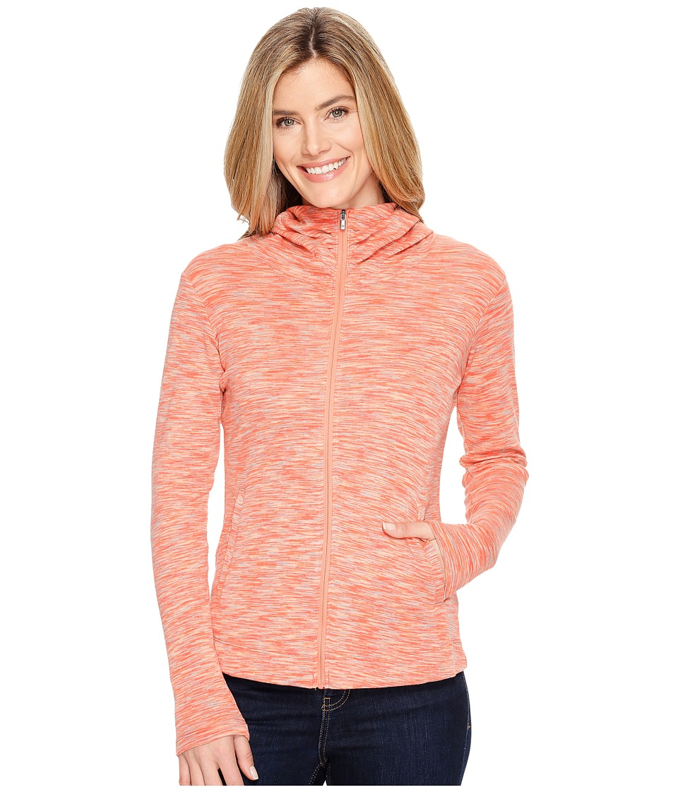 Columbia OuterSpaced Full Zip Hoodie (Lychee Spacedye) Women