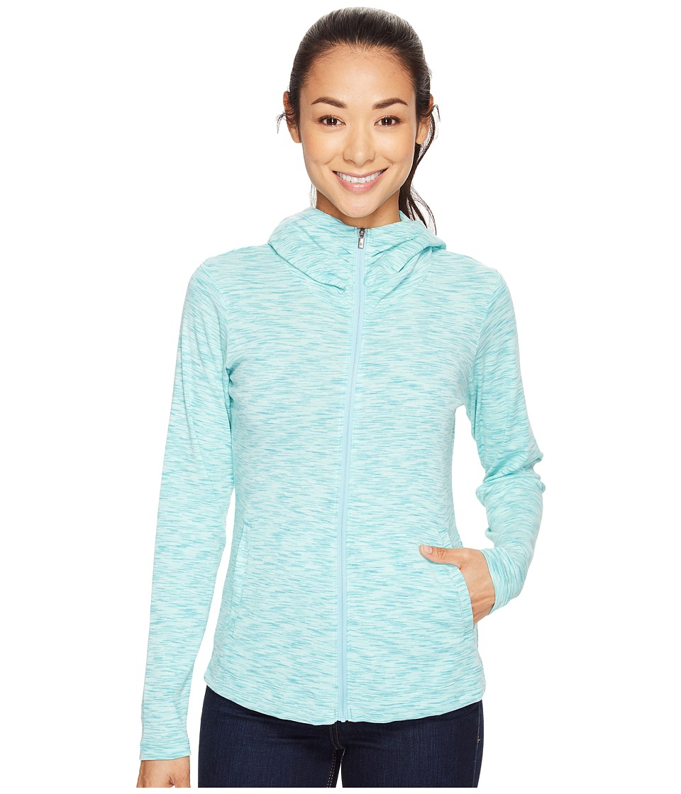 Columbia OuterSpaced Full Zip Hoodie (Iceberg Spacedye) Women