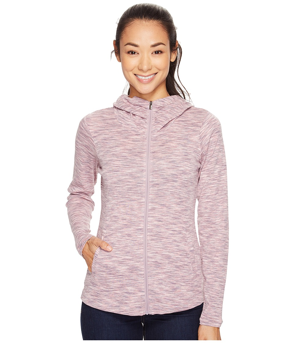 Columbia OuterSpaced Full Zip Hoodie (Sparrow Spacedye) Women